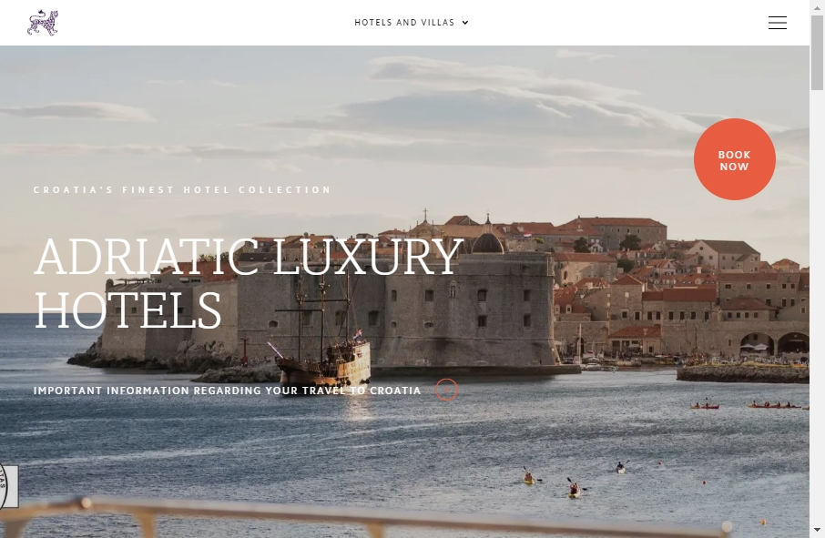 15 Accommodation Website Examples to Inspire Your Site 26