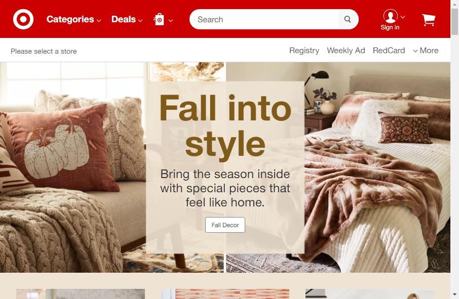 Online Retail Website Design 29