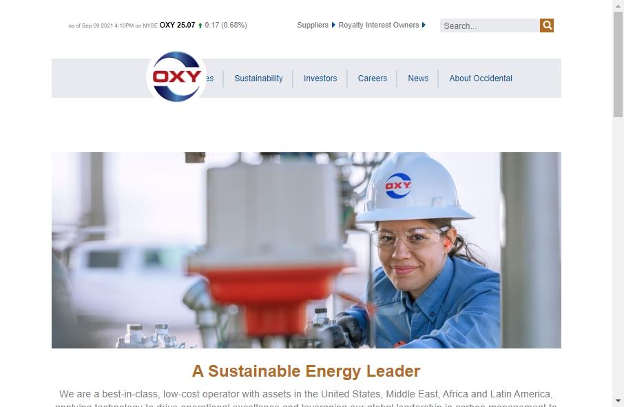 23 Best Oil Website Design Examples for 2021 28
