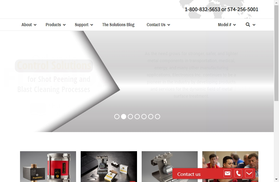 17 Great Electronics Website Examples 28