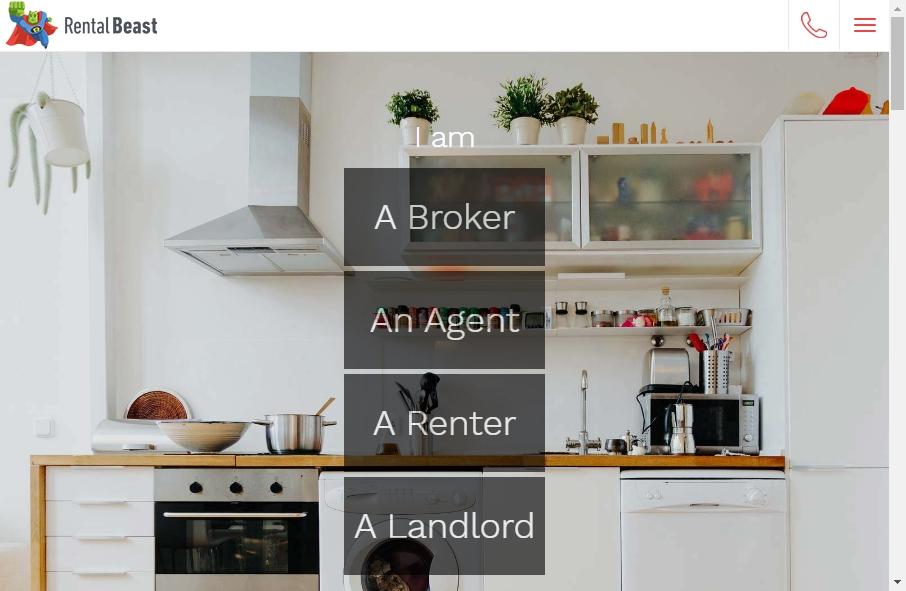 Rental Website Designs 26