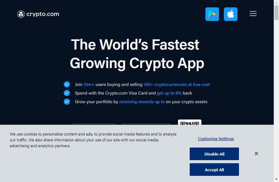 13 Examples of Crypto Currency Websites With Fantastic Designs 28