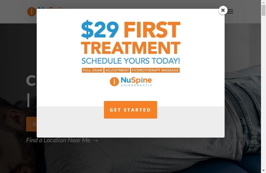 16 Great Chiropractors Website Examples 29