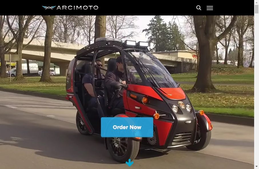 22 beautifully designed Vehicles website examples in 2021 28