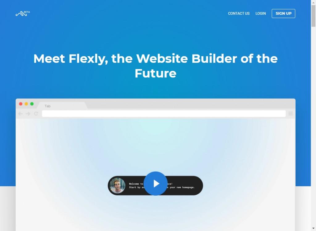 Flat Web Design Inspirations 28