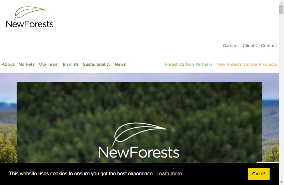 12 Forestry Website Examples to Inspire Your Site 26