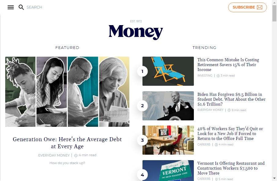 12 Amazing Stock Broker Website Design Examples in 2021 26