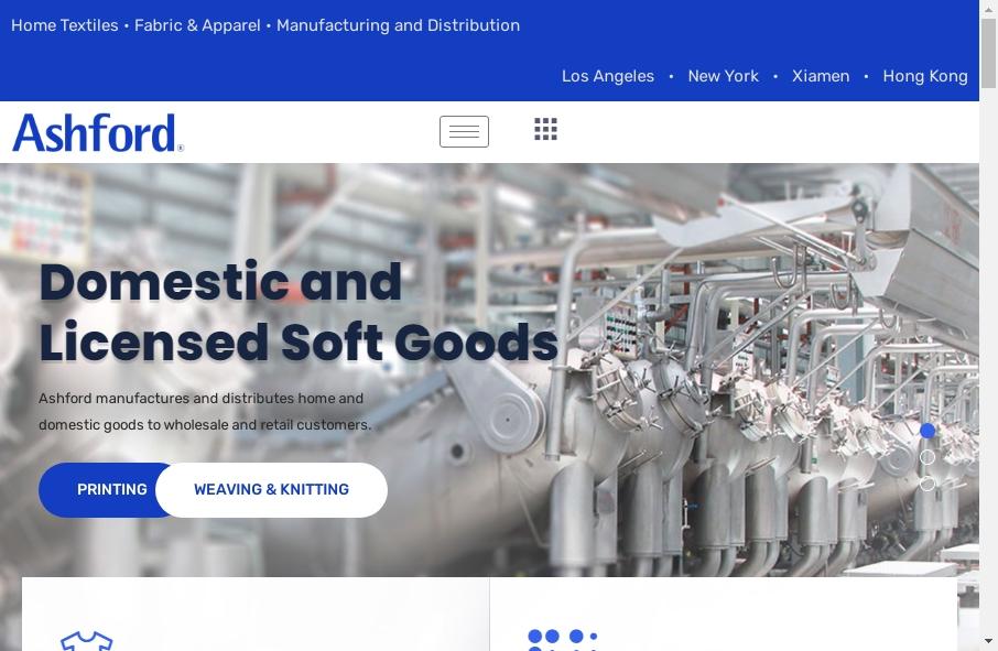 12 Amazing Textiles Website Design Examples in 2021 27