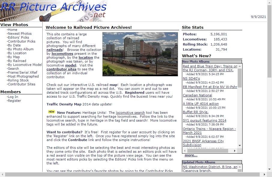 Best Railroad Website Design Examples for 2021 26