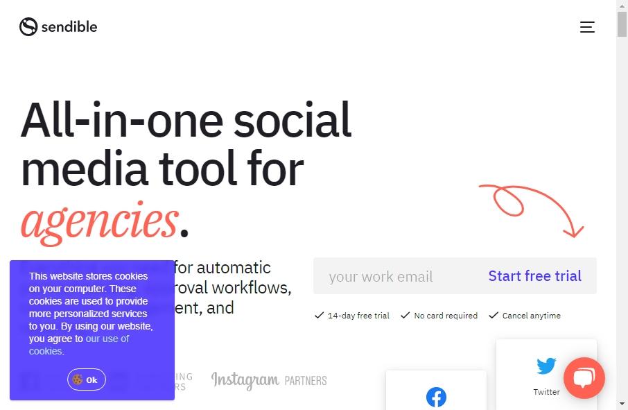 Affiliate network Website Designs 27