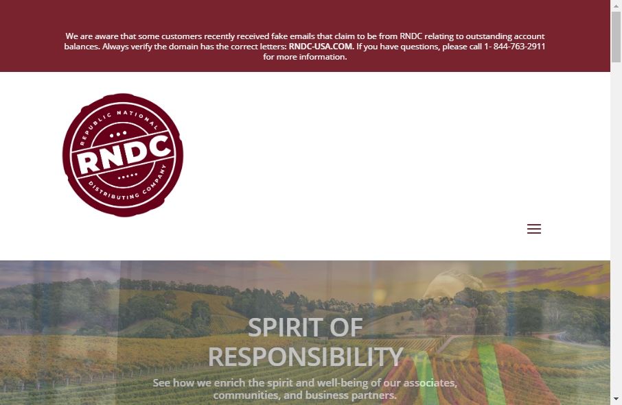Best Liquor Website Designs Examples for 2021 25