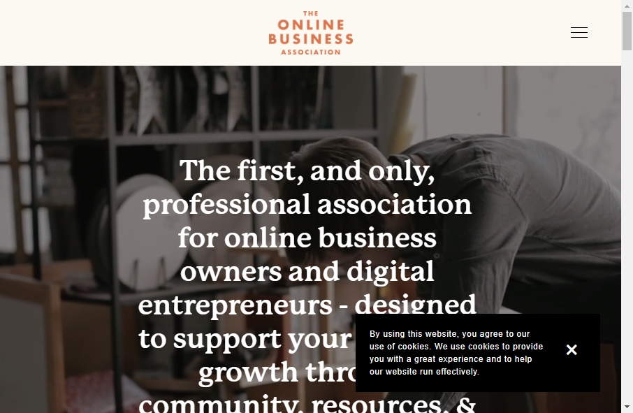 13 Best Business Association Website Design Examples for 2021 26