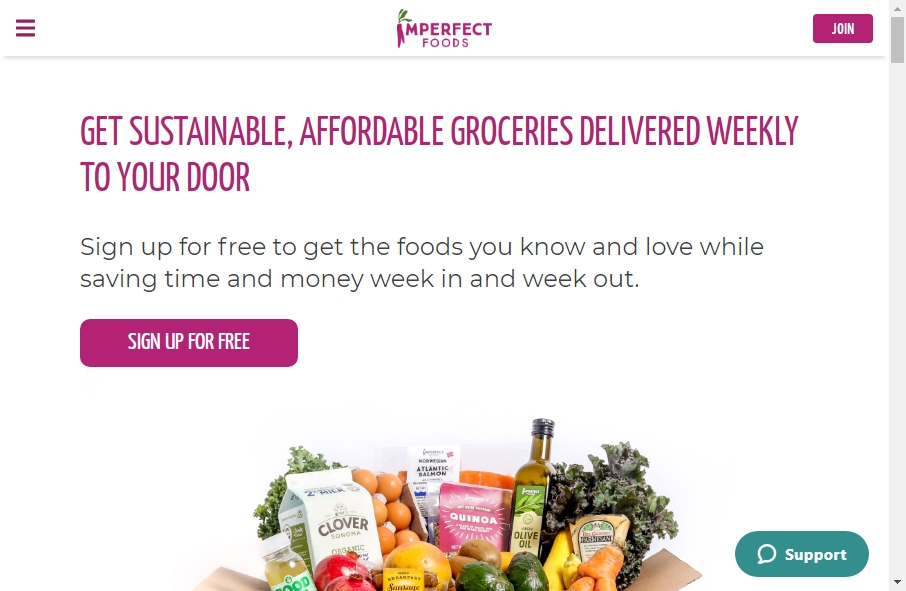 Examples of Vegetable Websites With Fantastic Designs 27