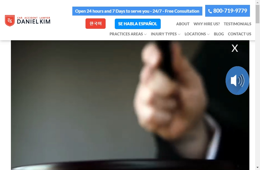 16 Great Lawyer Website Examples 28