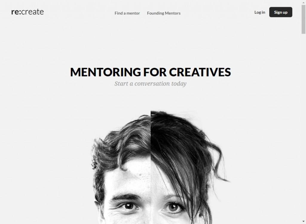 18 Beautifully Designed Single Page Websites 29