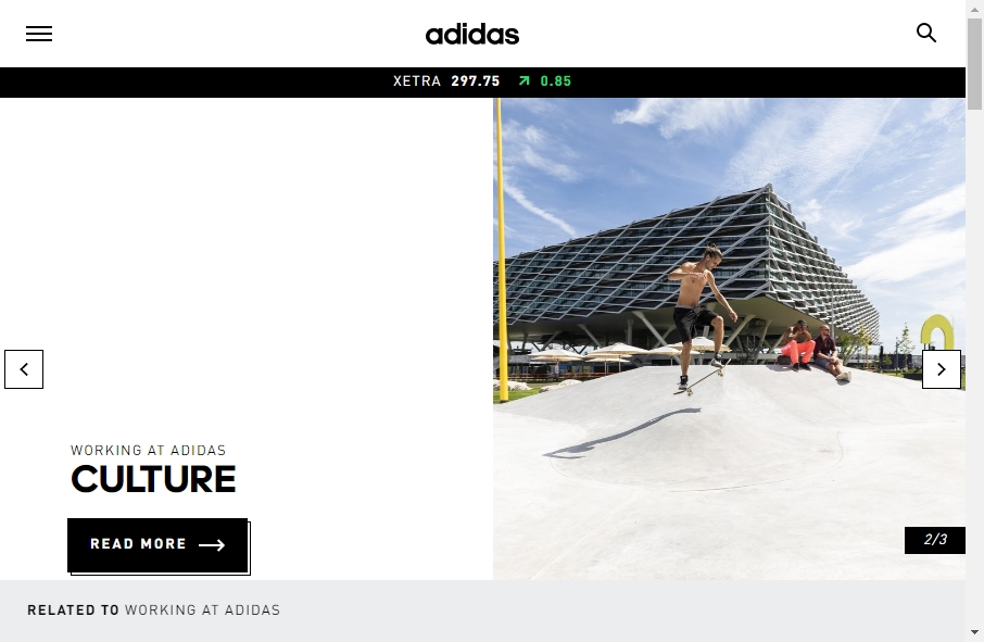 9 Examples of Business Websites With Fantastic Designs 25
