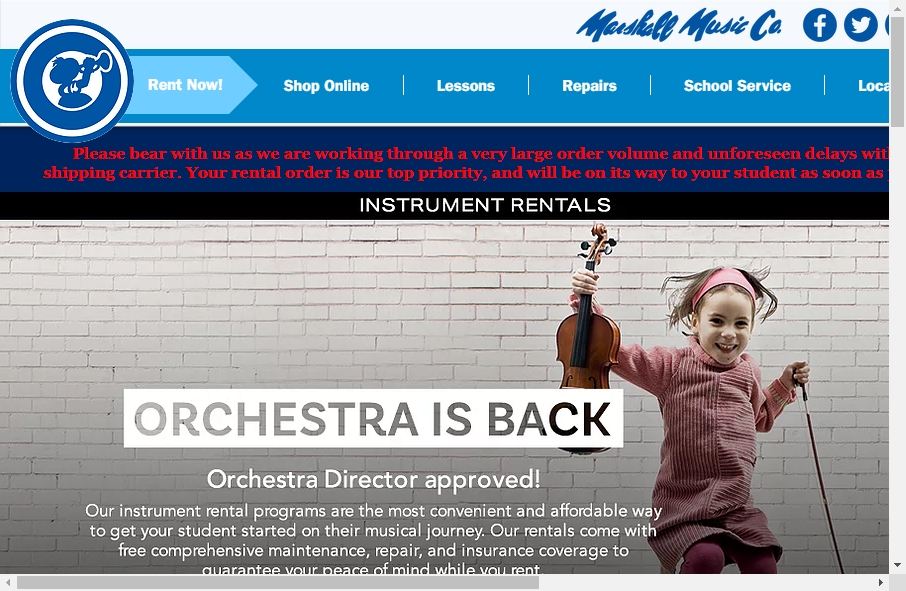 16 Great Music Website Examples 26