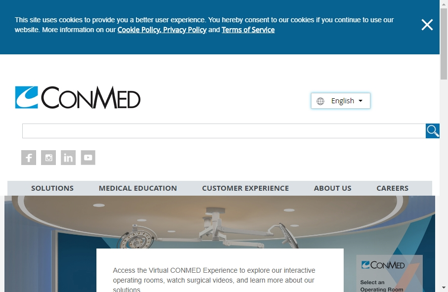 12 Great Medical Websites Examples 26