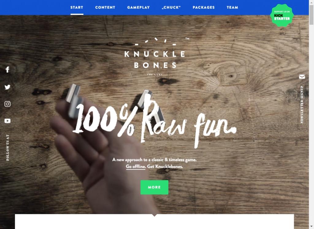 19 Video Background Web Designs 28