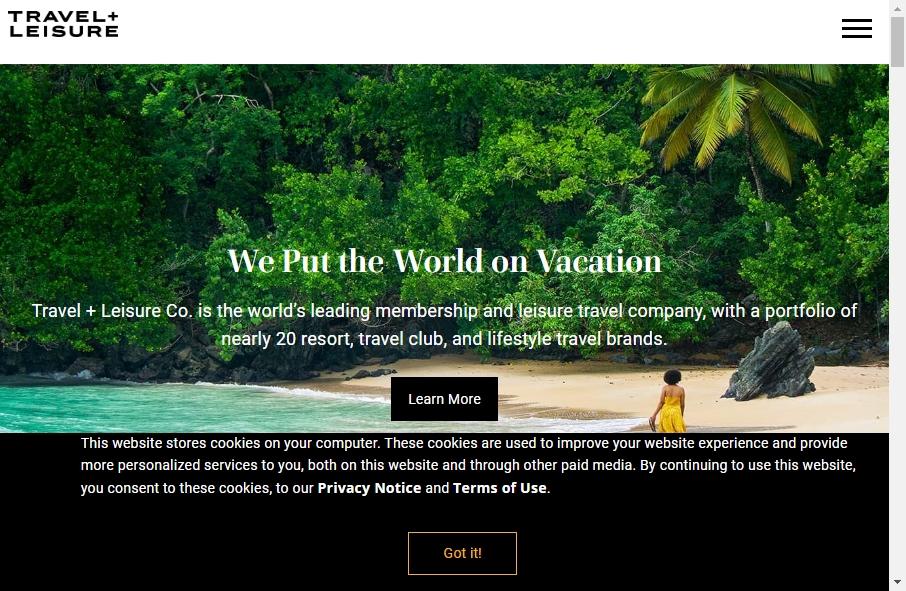 18 Best Travel Website Design Examples for 2021 27