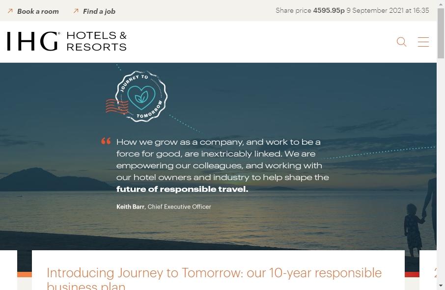 Hotels Websites Design 27