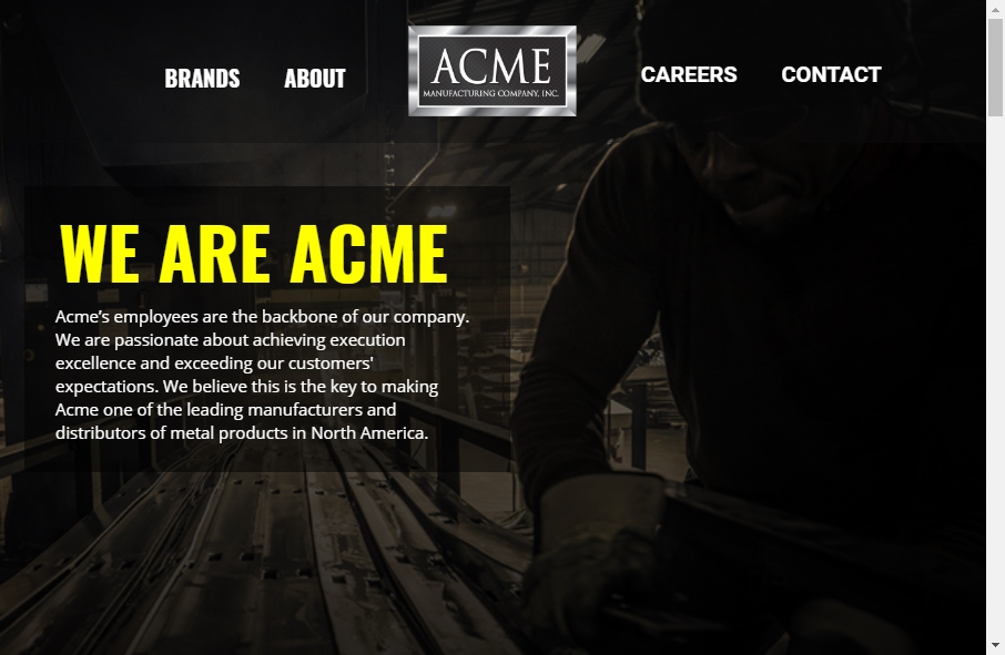 20 beautifully designed Manufacturing websites examples in 2021 29