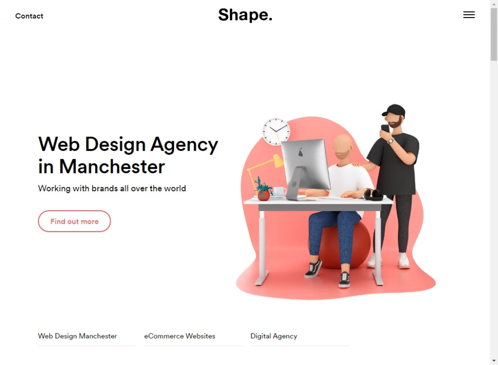 19 Best Modern Website Examples to Inspire You in 2021 29