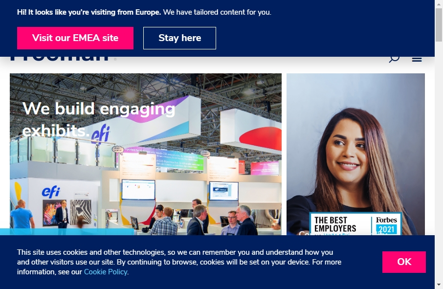 14 Event Website Examples to Inspire Your Site 26