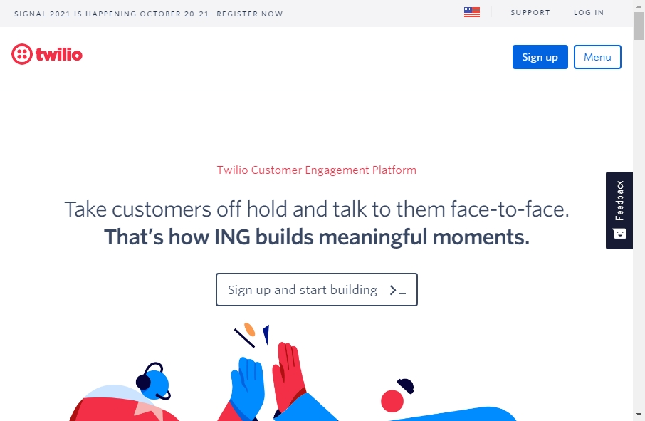 14 Examples of SaaS Websites With Fantastic Designs 28