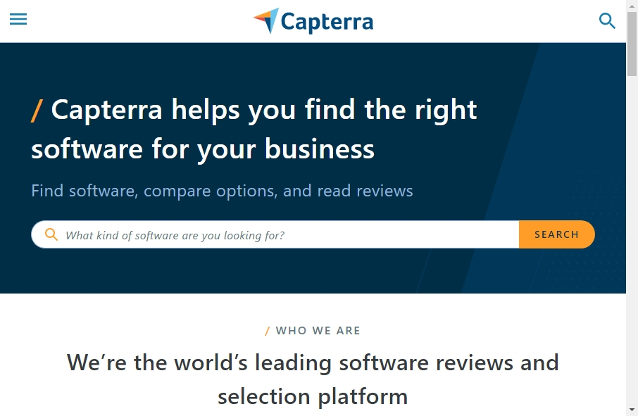 15 Best Review Website Design Examples for 2021 29