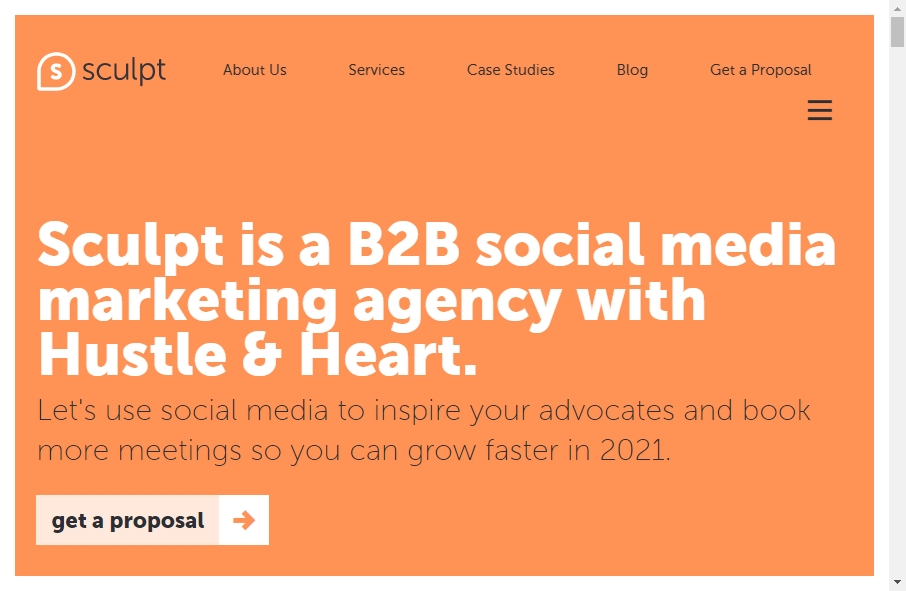 15 Examples of Social Media Websites With Fantastic Designs 29