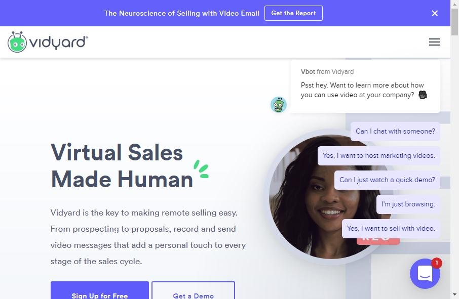 19 Amazing Video Website Design Examples in 2021 28