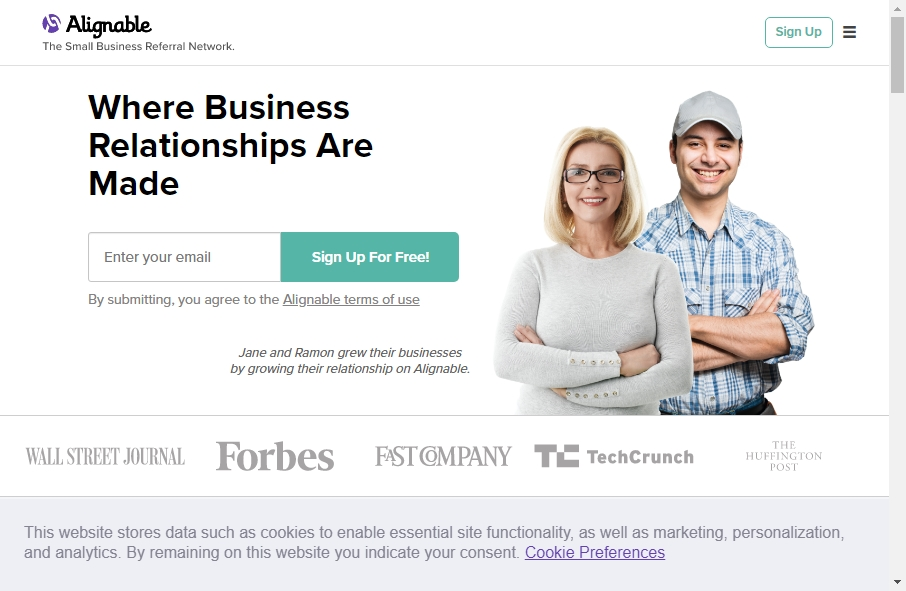 13 Examples of Inspirational Listing Websites 28