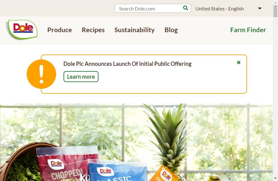 Food Website Design 26