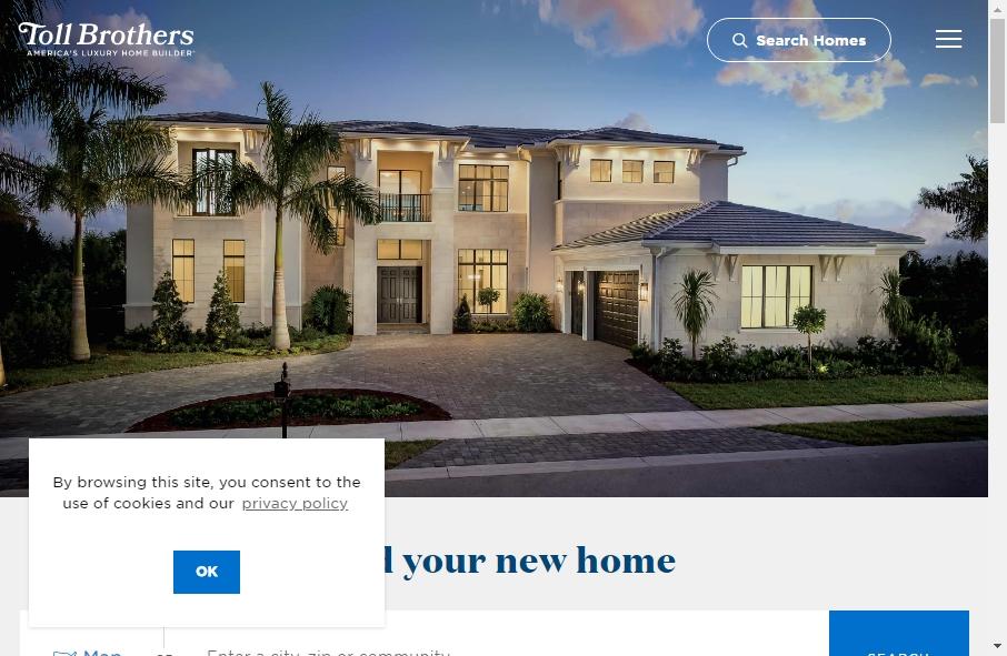 Home Builder Websites Examples 29