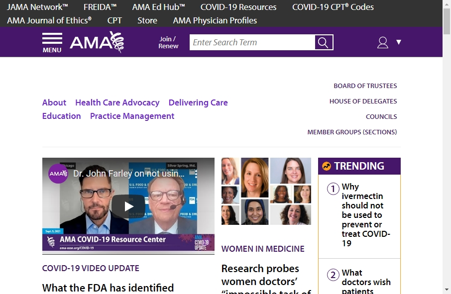 14 Physicians Website Examples to Inspire Your Site 28