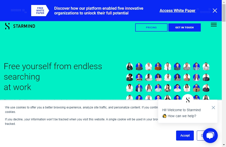 15 beautifully designed Q&A website examples in 2021 30