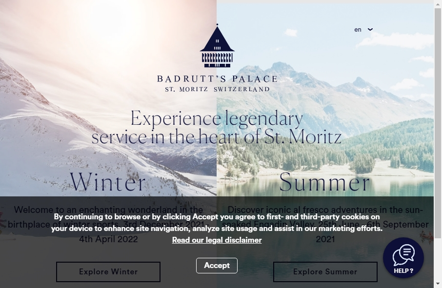 15 Accommodation Website Examples to Inspire Your Site 27