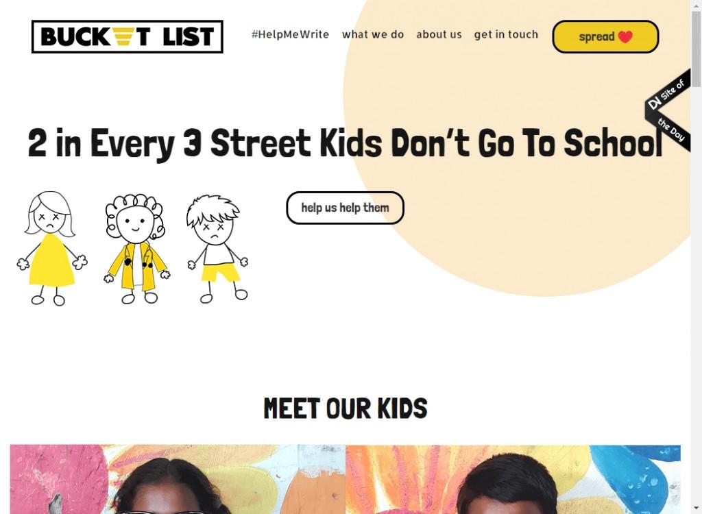 19 Beautifully Designed Illustrative Websites 29