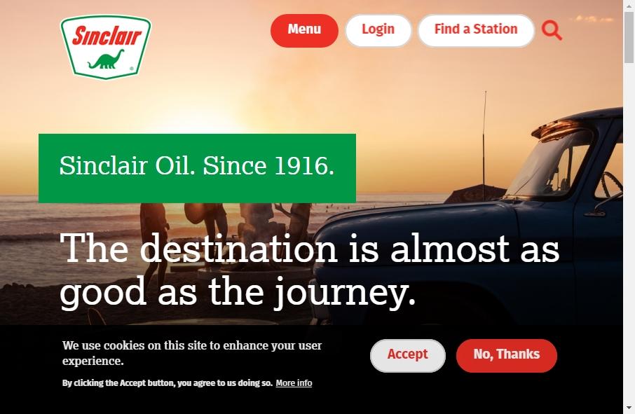 23 Best Oil Website Design Examples for 2021 29