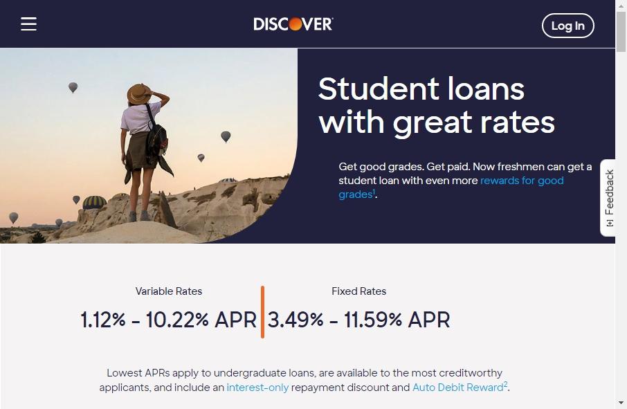 12 Best Student Loan Website Design Examples for 2021 25