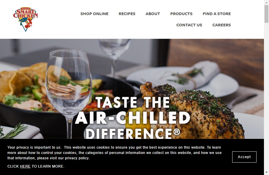 Examples of Poultry Websites With Fantastic Designs 28