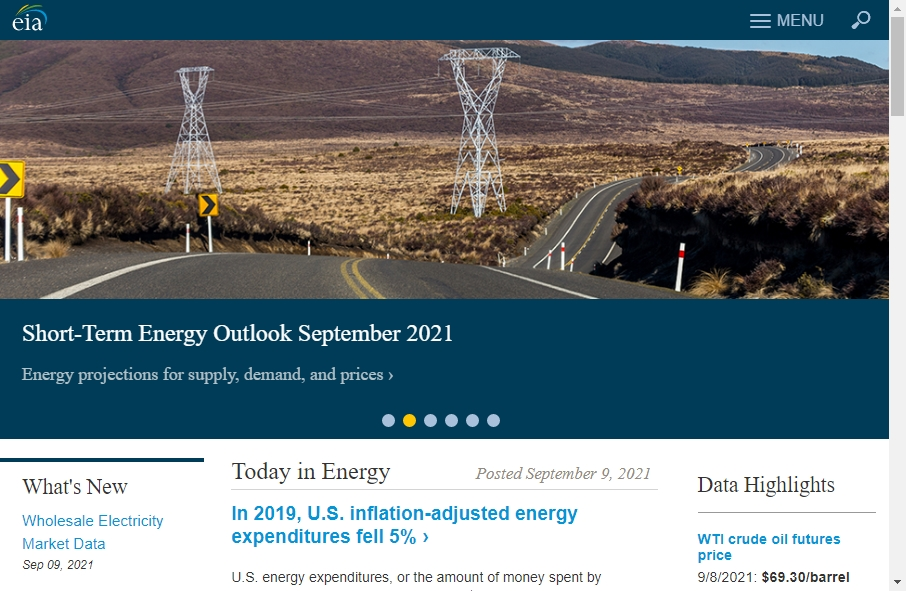 Examples of Natural Gas Websites With Fantastic Designs 26