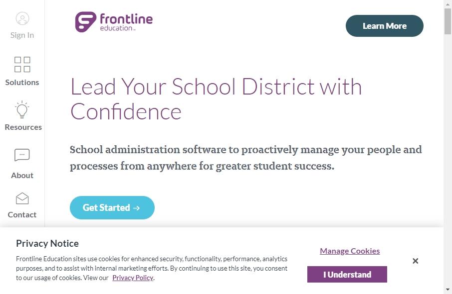 16 Amazing Educational Website Design Examples in 2021 27