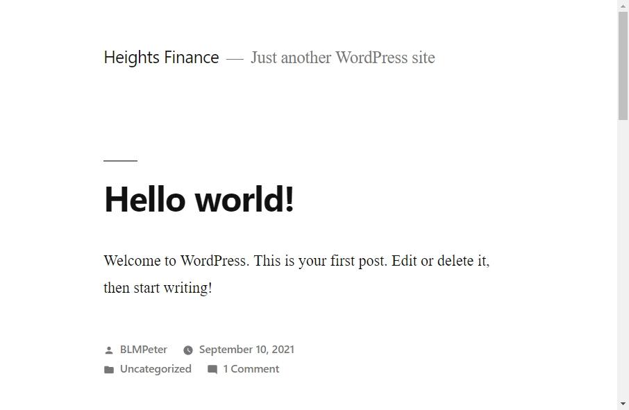 13 Amazing Finance Website Design Examples in 2021 24