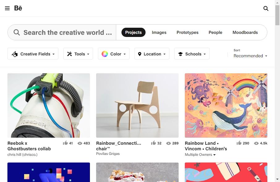 Showcase Websites Examples 29
