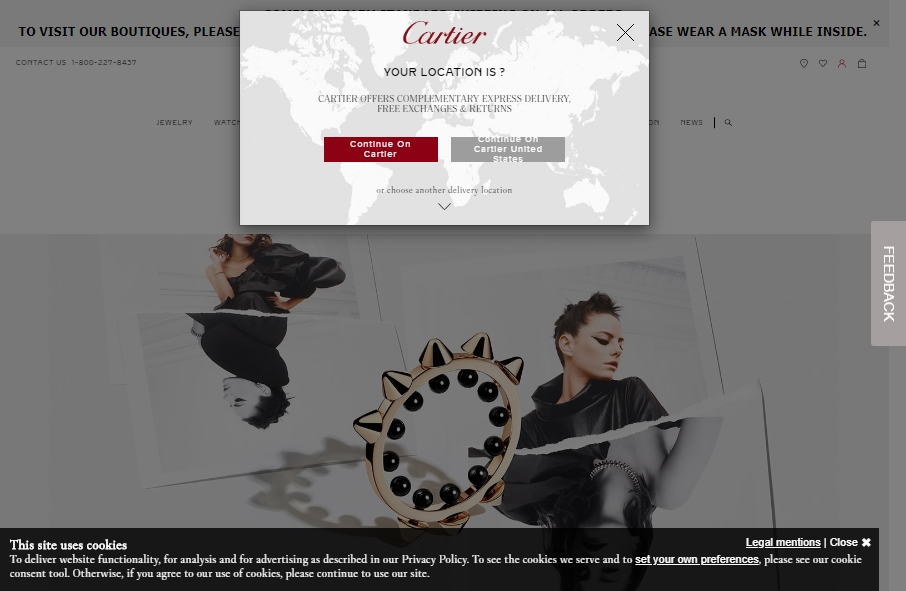 14 Amazing Luxury Website Design Examples in 2021 28