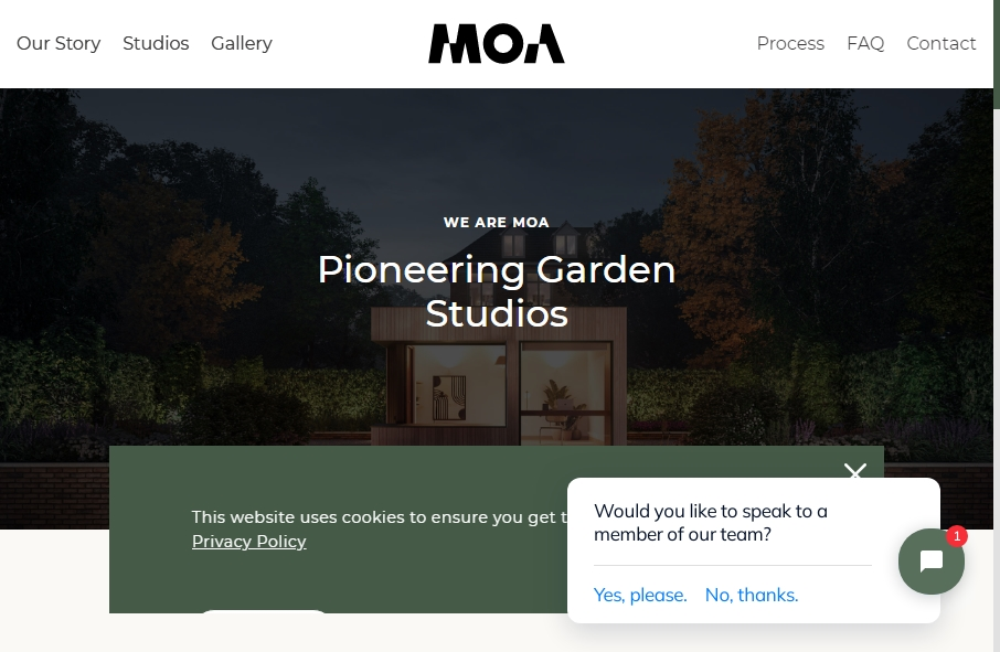 15 Examples of Gallery Websites With Fantastic Designs 28