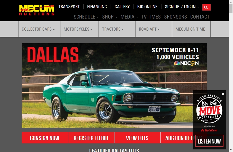 14 Great Auction Websites Examples 26