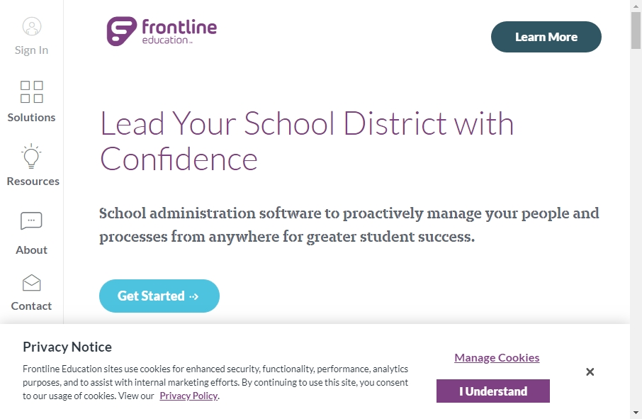 18 Great Education Website Examples 27